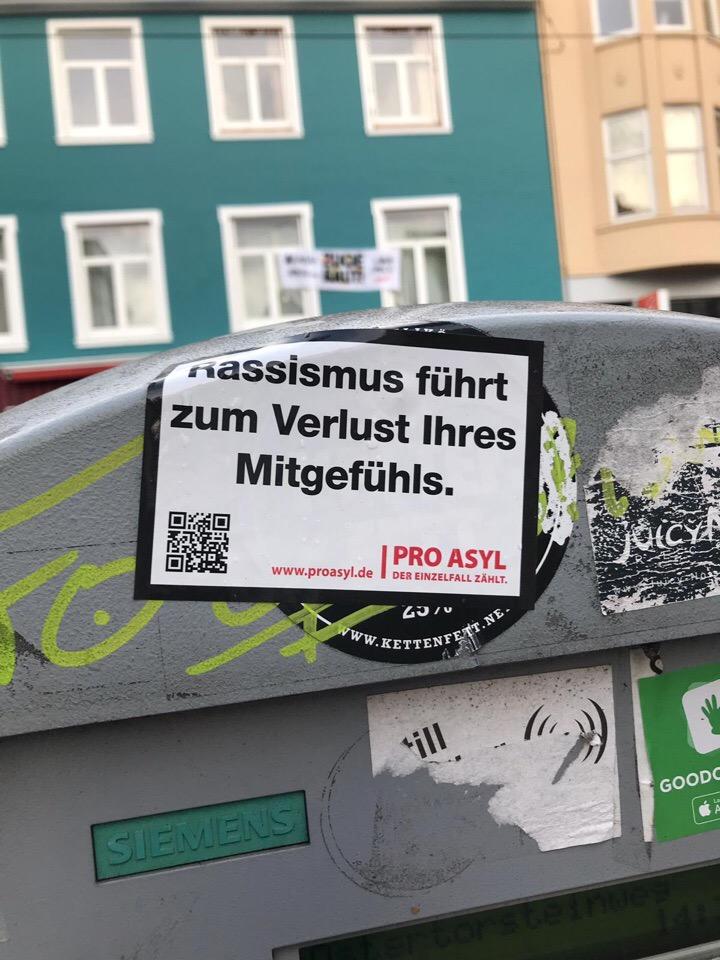 Nazi-free zone: Antifa Movements in Viertel
